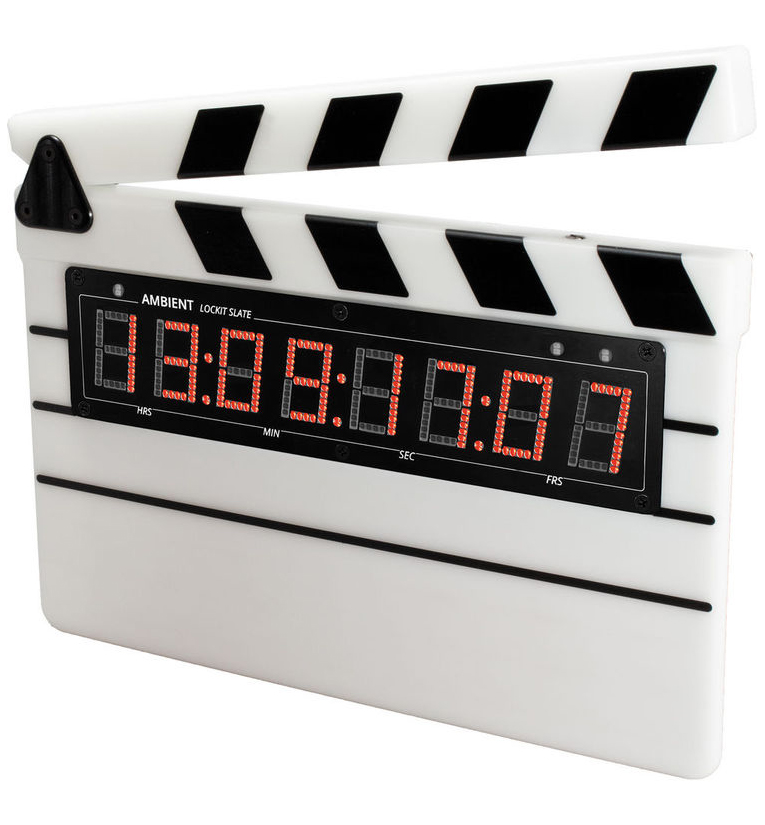 Lockit Timecode