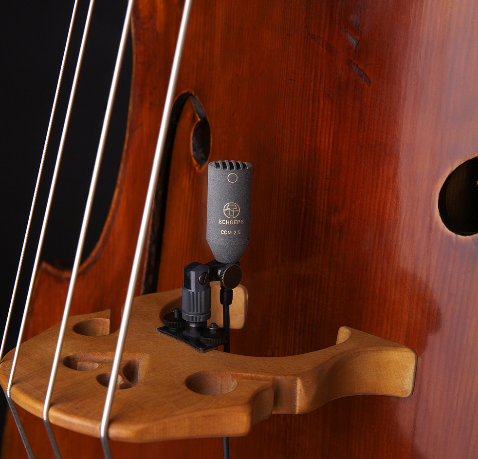 Hangszer-mikrofonok